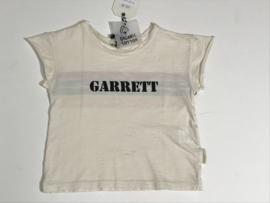 Piupiuchick t-shirt voor meisje van 12 maanden met maat 80