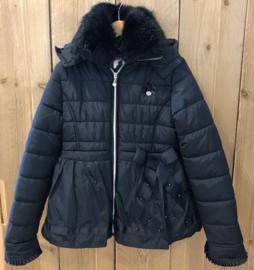 Le Chic winterjas voor meisje van 11 / 12 jaar met maat 146 / 152