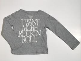 Zadig et Voltaire trui voor meisje van 6 jaar met maat 116