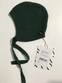 Carlijnq bonnet muts voor meisje of jongen tussen 1 - 2 jaar
