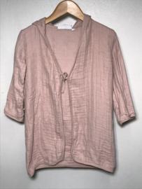 Moumout vest voor meisje van 4 jaar met maat 104