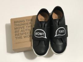 Woden Character klitterband schoenen voor jongen met schoenmaat 30