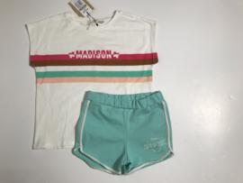 Bandy Button kort broekje voor meisje van 2 / 3 jaar met maat 92 / 98