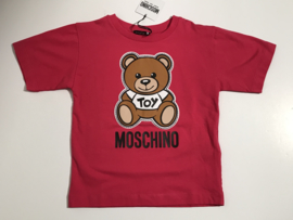 Moschino kids t-shirts voor meisje van 4 jaar met maat 104