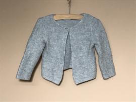 Manai vestje voor meisje van 6 / 9 maanden met maat 68 / 74