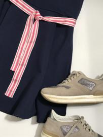Hogan sneakers met glitters voor meisje met schoenmaat 33