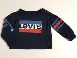 Levi's overhemd voor jongen van 6 maanden met maat 68