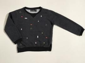 Tumble n Dry trui voor meisje van 3 / 4 jaar met maat 98 / 104