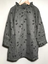Buho jurk voor meisje van 3 jaar met maat 98