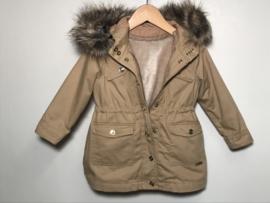 Twin Set winterjas maat 2 voor meisje van 2 jaar met maat 92