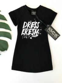 KMDB jurk voor meisje van 9 maanden met maat 74