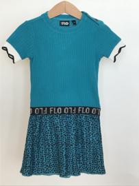 Like Flo jurk voor meisje van 12 maanden met maat 80