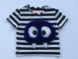 Bangbang Copenhagen t-shirt voor meisje van 1 - 2 jaar met maat 92