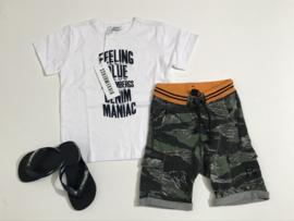 Replay korte broek voor jongen van 2 jaar met maat 92