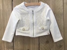 Microbe jasje voor meisje van 9 / 12 maanden met maat 74