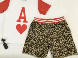 Yporque korte broek voor jongen of meisje  van 16 jaar met maat 176