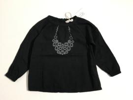 Picnik blouse voor meisje van 1 jaar met maat 80