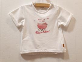 B.E.S.S. shirt voor meisje van 6 maanden met maat 68
