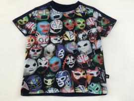 Molo t-shirt voor jongen van 3 jaar met maat 98