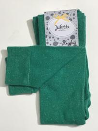 Little Miss Juliette maillot (zonder voetjes) legging voor meisje van 3 / 4 jaar met maat 98 / 104