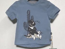 nOeser t-shirt voor jongen of meisje 0 / 1 maand met maat 50 / 56