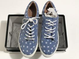 Dwars Label veterschoenen voor meisje met schoenmaat 39
