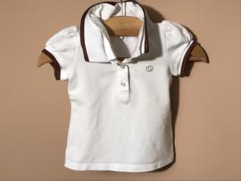 Gucci polo voor meisje van 3 / 6 maanden met 62 / 68