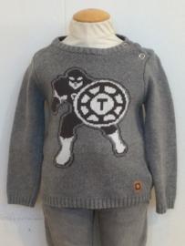 Tumble n Dry trui voor jongen van 18 maanden met maat 86