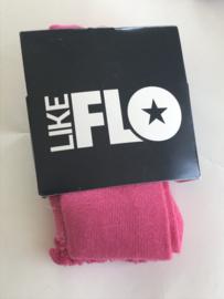 Like Flo maillot fuchia roze met beenwarmers vor meisje van 6 maanden met maat 68
