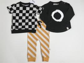 I dig Denim t-shirt voor jongen of meisje van 12 maanden met maat 80