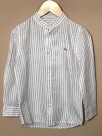 Mayoral overhemd voor jongen van 4 jaar met maat 104