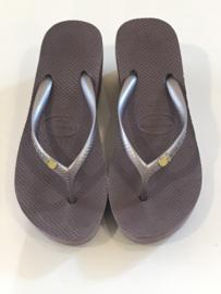 Havaianas sleehak slippers voor meisje met schoenmaat 33 / 34