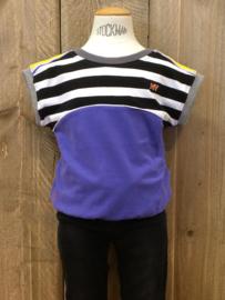 Ninni Vi t-shirt voor meisje van 5 / 6 jaar met maat 110 / 116