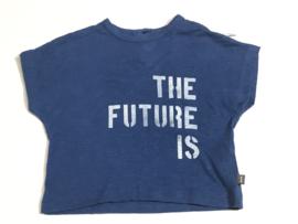 Imps & Elfs t-shirt voor meisje van 3 maanden met maat 62