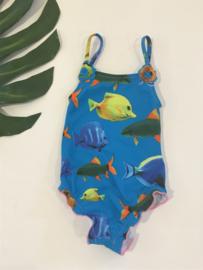 Claesens zwempak voor meisje van 1 / 3 maanden met maat 56 / 62