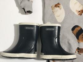 Bergstein unisex regenlaarsjes voor jongen of meisje met schoenmaat 23