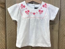 Canada house shirt voor meisje van 3 maanden met maat 62