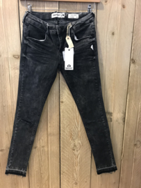 Cost Bart spijkerbroek met gaten in de knieen voor meisje van 14 jaar met maat 164