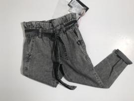 Nik en Nik high waist zachte broek voor meisje van 12 jaar met maat 152