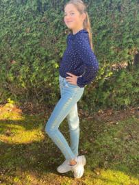 Calvin Klein spijkerbroek voor meisje van 12 jaar met maat 152