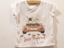Liu Jo shirt voor meisje van 18 maanden met maat 86