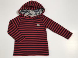 Scotch Shrunk hoodie (dun) voor jongen van 4 jaar met maat 104