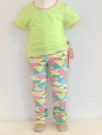 Claesen's t-shirt voor meisje van 2 jaar met maat 92