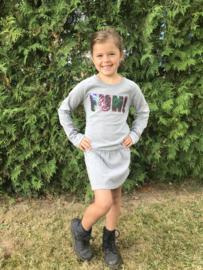 Le Big jurkje voor meisje van 3/4jaar met maat 98 / 104