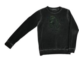 Petrol Ind. trui voor jongen van 16 jaar met maat 176