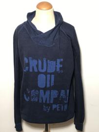 Petrol trui voor jongen van 16 jaar met maat 176