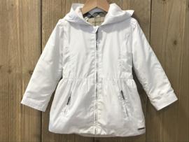 Burberry trenchcoat jas voor meisje van 18 / 24 maanden met maat 86 / 92