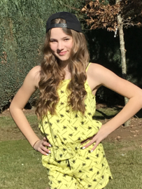 Calvin Klein topje voor meisje van 8 jaar met maat 128