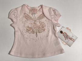 Kate Mack t-shirt voor meisje van 6 maanden met maat 68