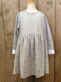 Little 10 days jurk voor meisje  van 4 jaar met maat 104